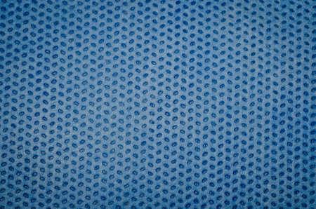 blue nonwoven fabric cloth texture background Фото со стока - 13463419