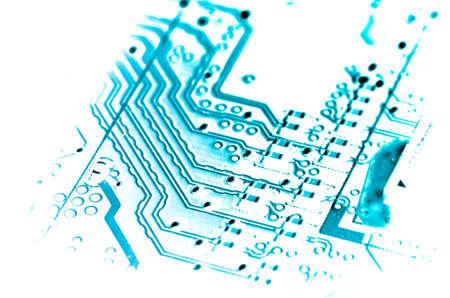 circuit board of laptop