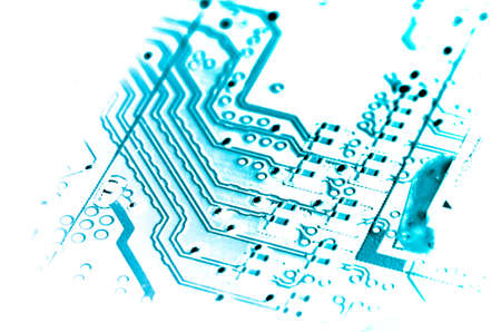 circuit board of laptop