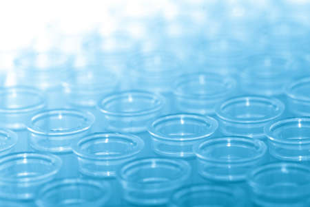 dna background: science yellow test pipette plastic tips