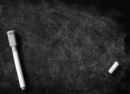 blank slate: blackboard