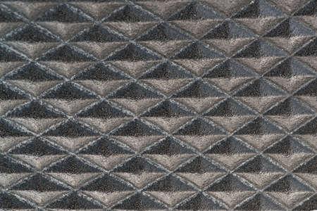 regular: leather of regular prismatic pattern