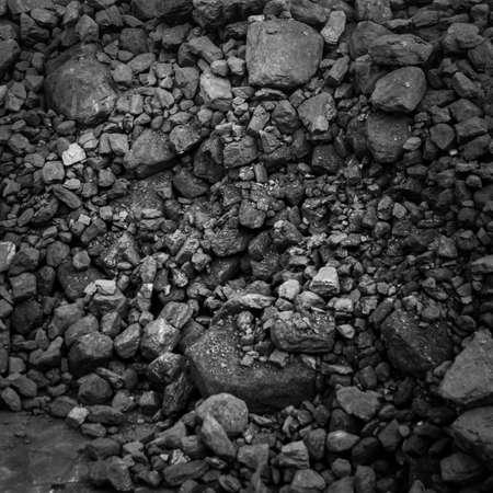 anthracite coal: black coal