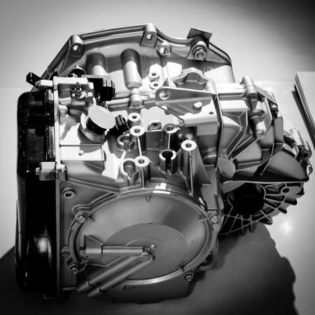 new motor vehicles: modern industry auto car engine