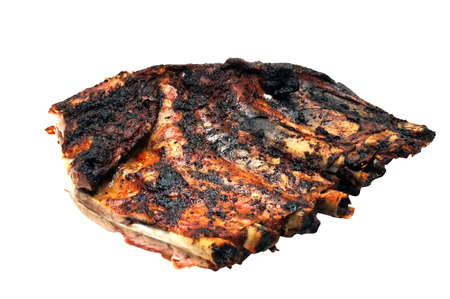 barbecue ribs: Barbacoa Ribs