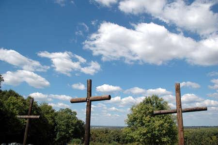 The Crucifixion Reklamní fotografie