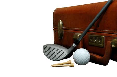 ゴルフ休暇