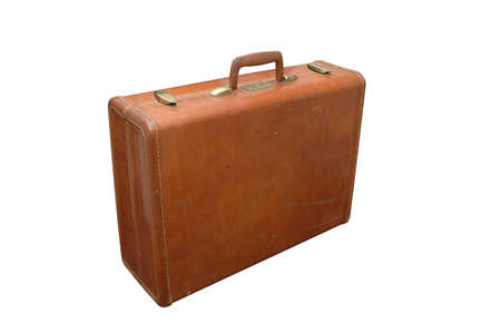 Vintage Luggage 2 Stock Photo - 606462