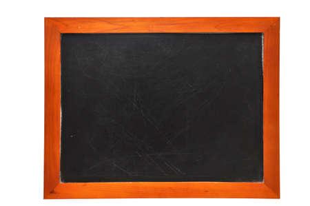 Blank chalkboard Stock Photo - 4575911