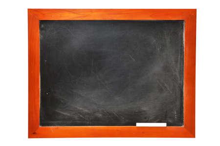 Chalkboard with chalk Stock Photo - 4575912