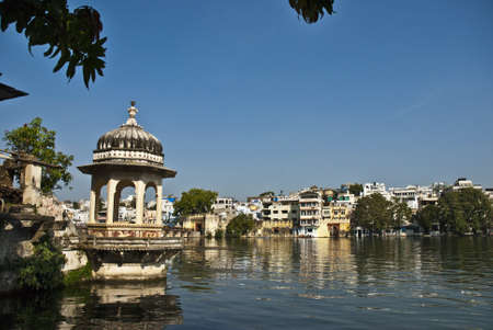 Lake pichola of Rajasthan