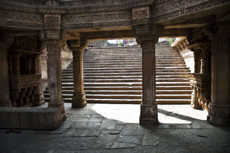 Adalaj stepwell of Gujarat