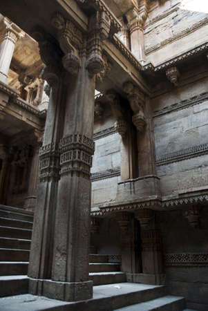 Adalaj stepwell of Gujarat