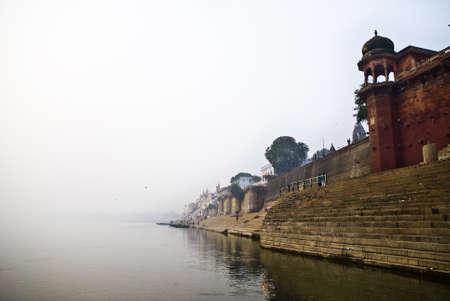 benares: Ghats of Varanasi