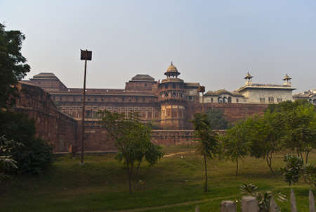 turism: Red Fort
