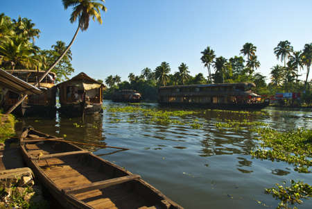 Backwaters Allapey