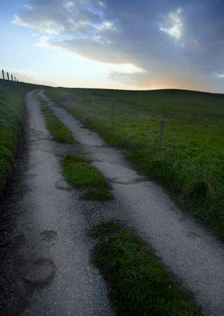 camino: camino Stock Photo