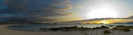 panoramica de samil Stock Photo - 13267752