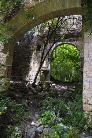 boroughs: Monasterio de rio seco Stock Photo