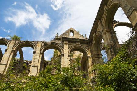 boroughs: monasterio rioseco