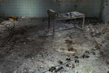 Sanatorio de pedrosa Stock Photo