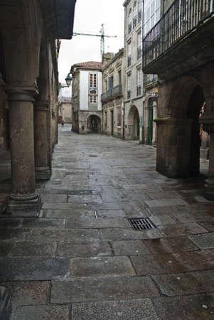 calles de santiago photo