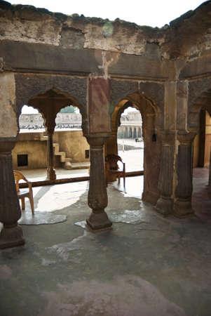 step well: Abhaneri, Chand Bawri