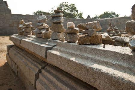 Piedras de Hampi