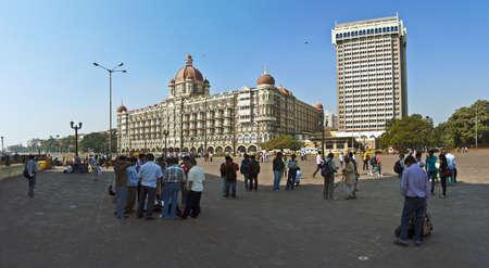 Hotel Taj Mumbai Editorial