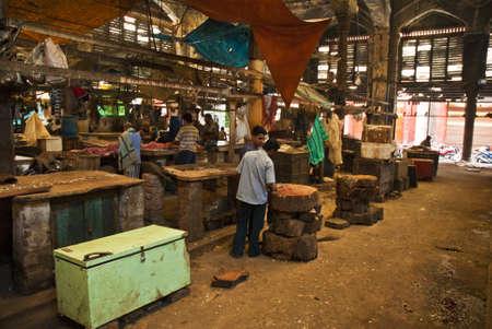 mercado de calcuta