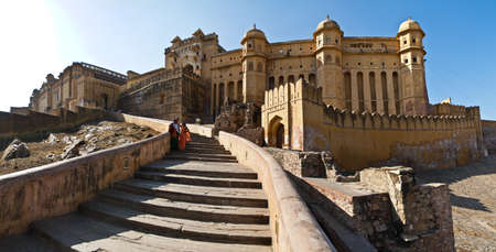 rajasthan: Amber fort �ditoriale