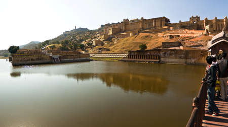 amber fort: Amber fort Editorial
