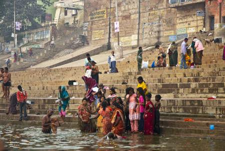 Ghats at Benares
