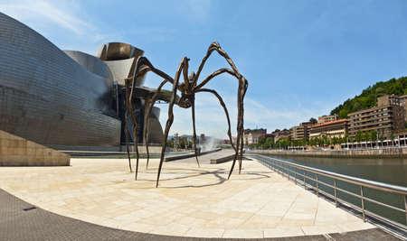 Spider in Guggenheim