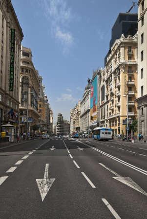 gran via: Gran Via Madrid, Callao Editorial