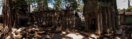 Angkor temple Stock Photo