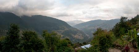 Annapurna area treking