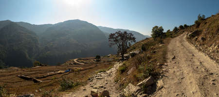 Annapurna trecking