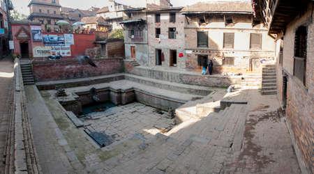 Tekha Pukhu, Bhaktapur