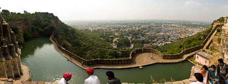 Chhitorgarh, Gau Mukh Kund