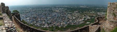 Chhitorgarh city views Stock Photo