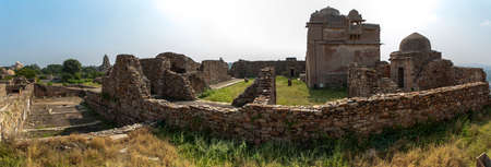 Chhitorgarh fort Stock Photo
