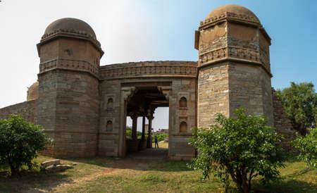 Gate in Chhitorgarh