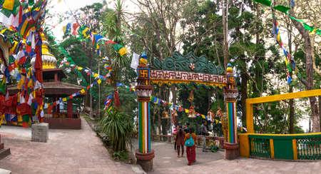 Darjeeling  Mahakal Temple Editorial