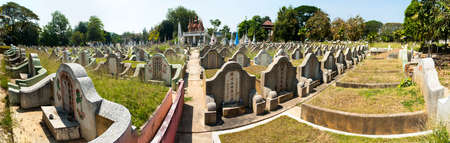 Cementery chinese