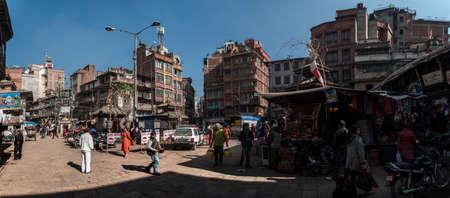 square in katmandu