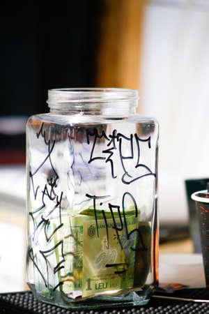 the jar of tips never fails