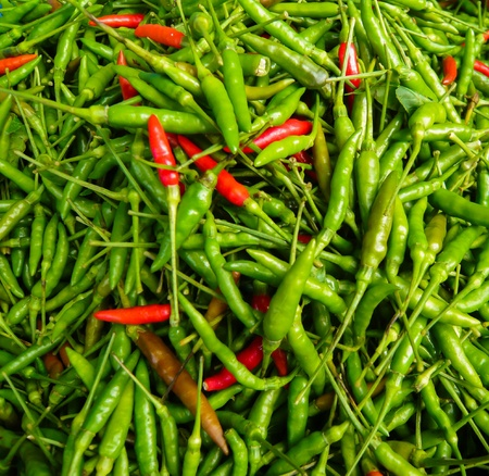 Hot and Spicy Bird Pepper photo