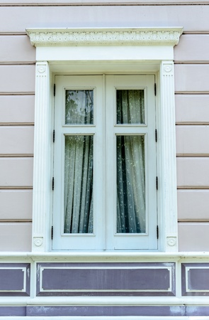 Antique Style Window photo