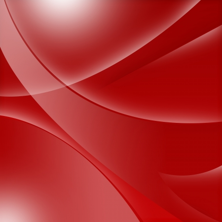 Modern Beautiful Red Wave Background  photo